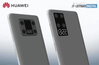 Huawei Secondary Display