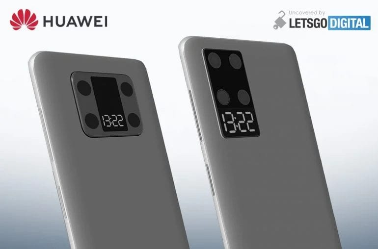 Huawei Secondary Display