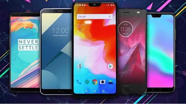 Top Smartphones July 2020