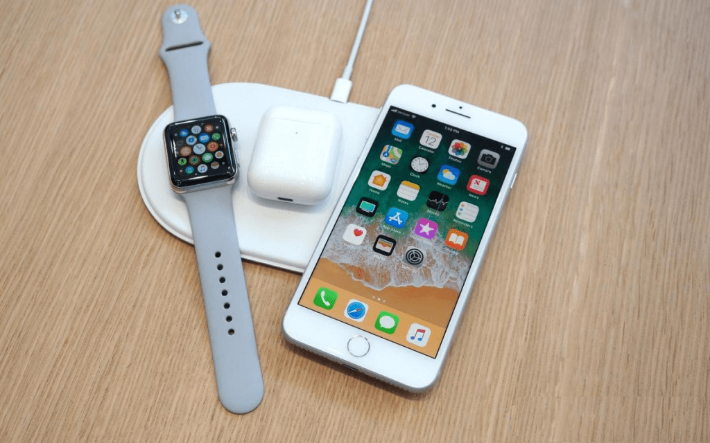Apple reverse wireless charging