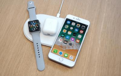 Apple reverse wireless charging