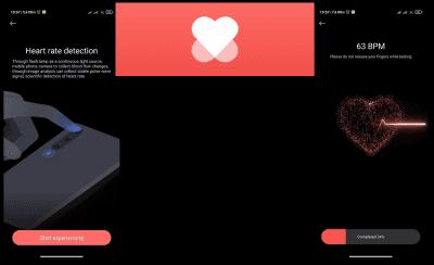 Xiaomi Mi Health App