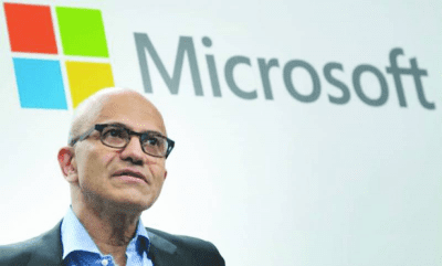 Microsoft Boss