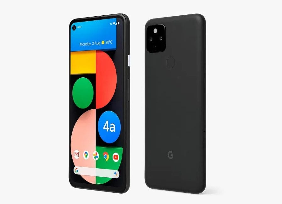 Google Working To Fix Pixel 4a 5G Touch Screen Problem