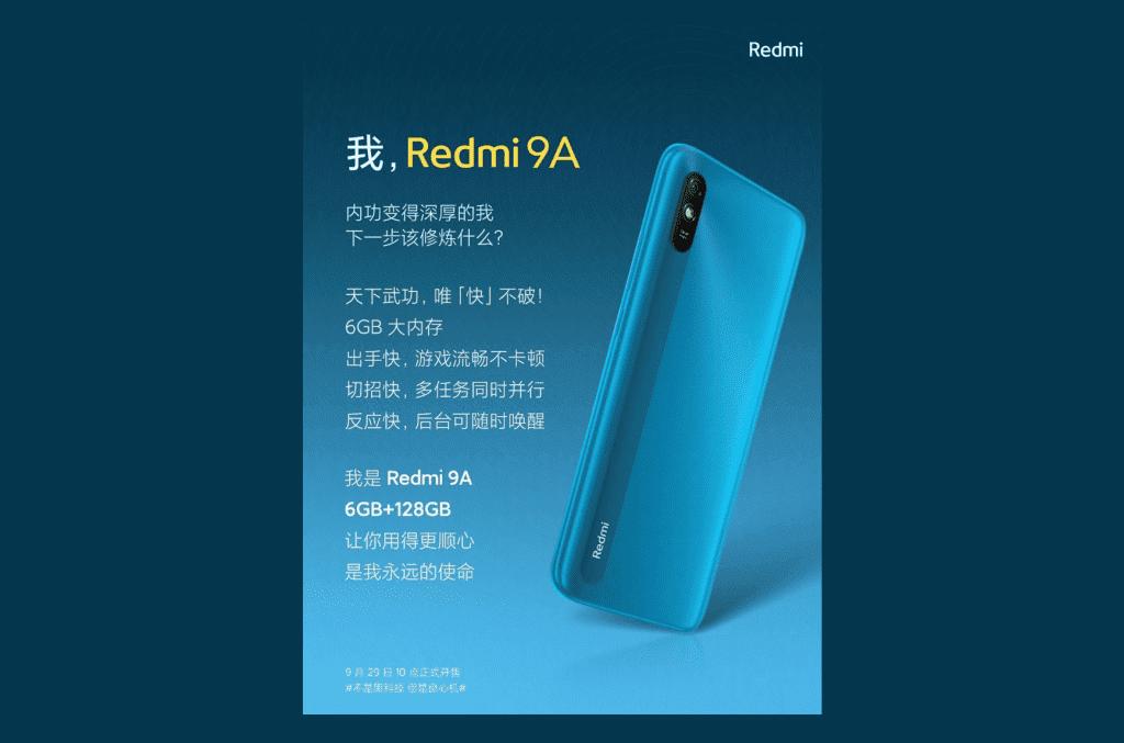 Redmi 9A 6GB