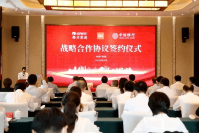 Xiaomi Investment Gree