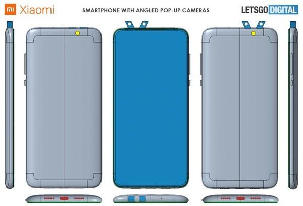 Xiaomi dual Popup Camera