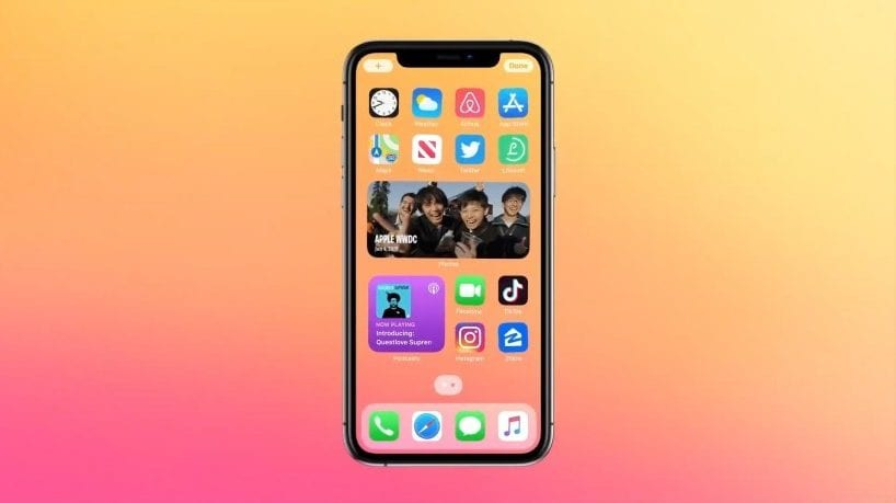 iOS 14.2 2nd beta