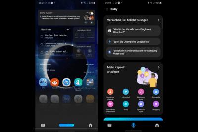 Samsung Bixby redesigned