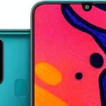 Galaxy F Phone