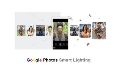 Google Photos Lighting