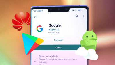 Google services Huawei