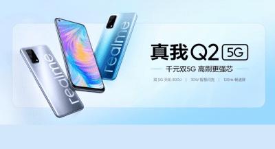 Realme Q2 5G