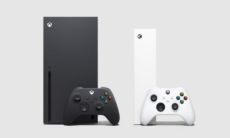 Xbox X and S