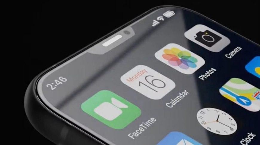 iPhone 13 Notch