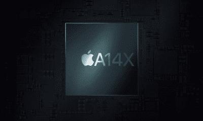Apple A14X Score