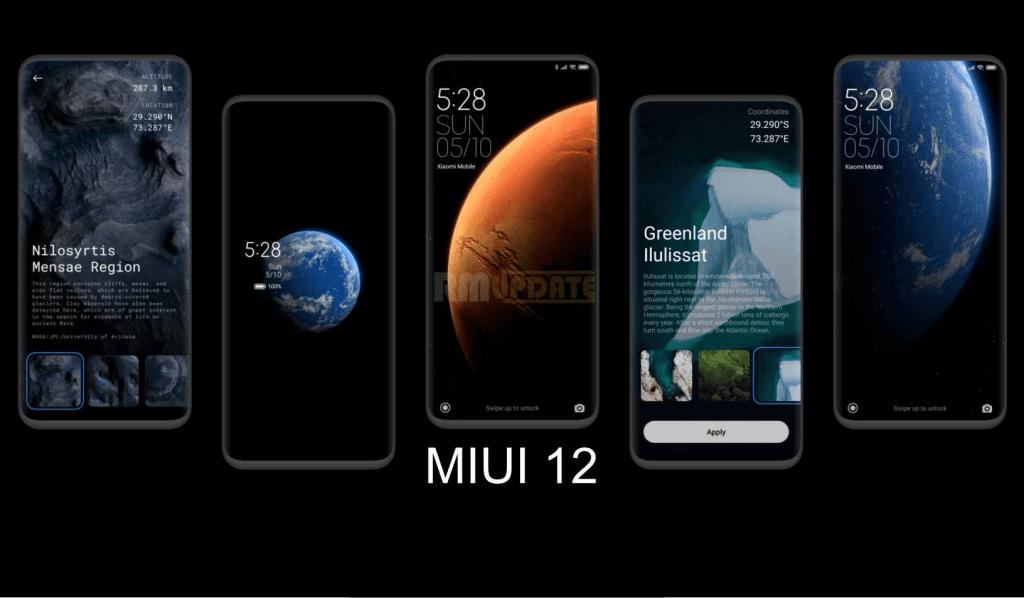 MIUI 12 Update Stable