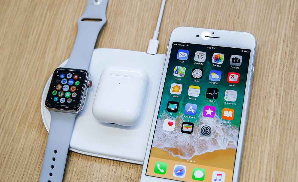 iPhone 12 Qi standard charging