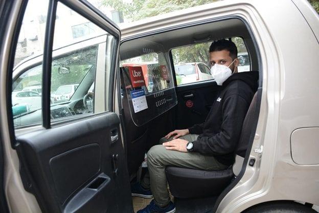 Uber protective shield