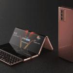 Galaxy Z Fold3 Design