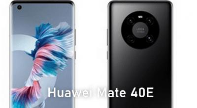 Mate 40E