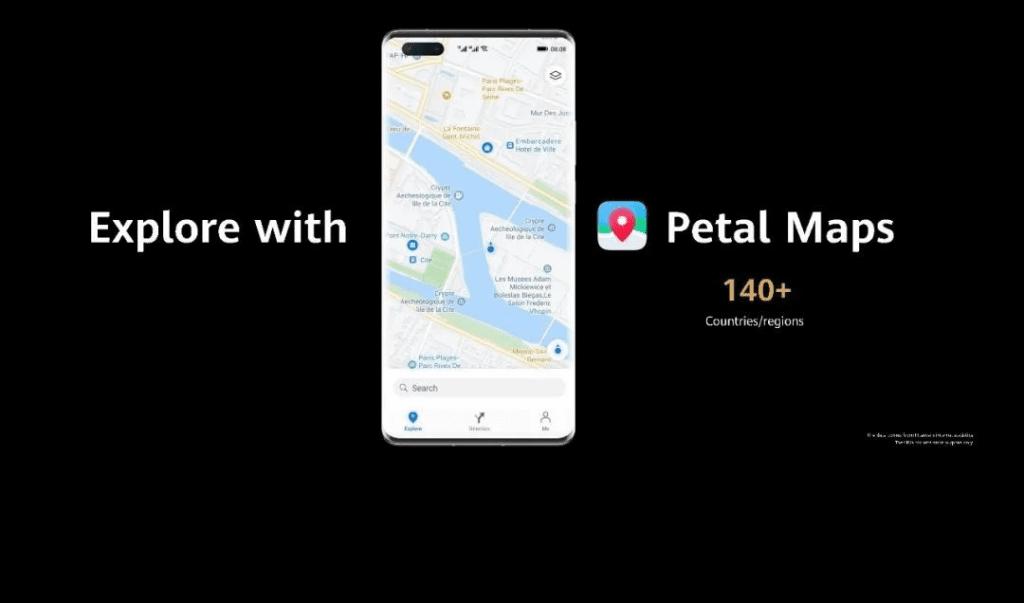 Petal Maps