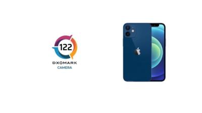 DXOMark-iPhone 12 Mini