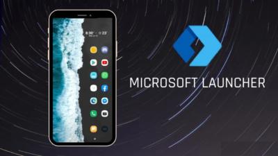 Microsoft Launcher beta