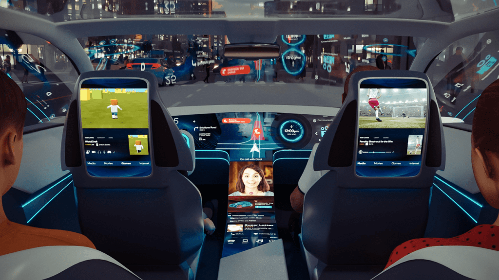digital cockpit qualcomm