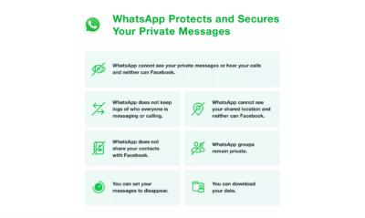 WhatsApp clarifies