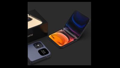 LG Apple Foldable