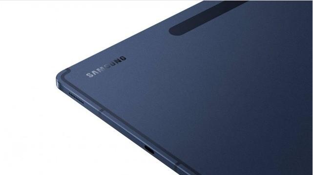 Galaxy Tab S7 Navy Blue