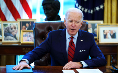 Joe Biden orders