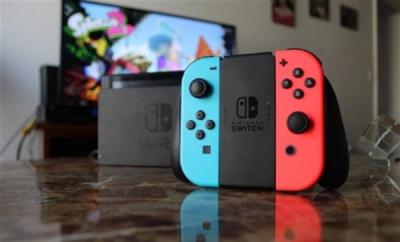 Nintendo Super Switch
