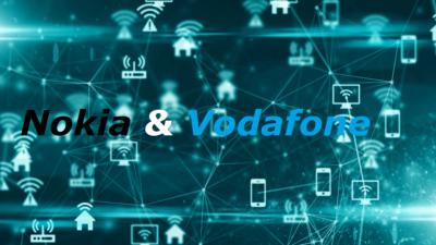 Nokia Vodafone