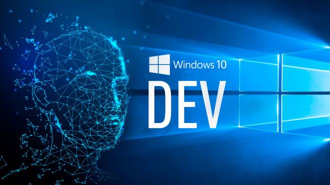 Windows 10 Dev