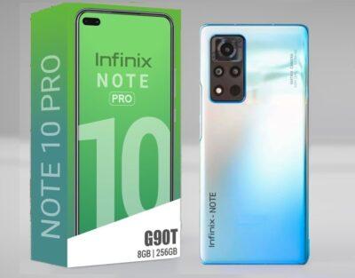 Infinix Note 10 Pro