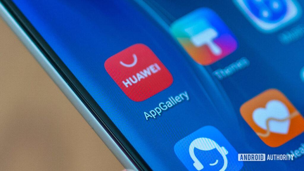 My Huawei App - AppGallery
