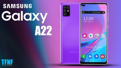 Samsung Galaxy A22 4G and 5G Now Released in Europe