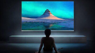 Xiaomi 75-inch QLED smart TV