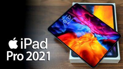 Apple iPad Pro 2021 (12.9-inch)
