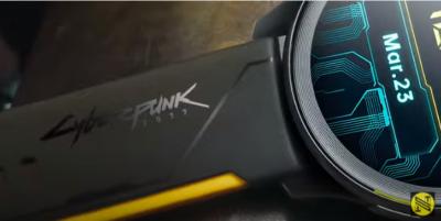 OnePlus Cyberpunk 2077