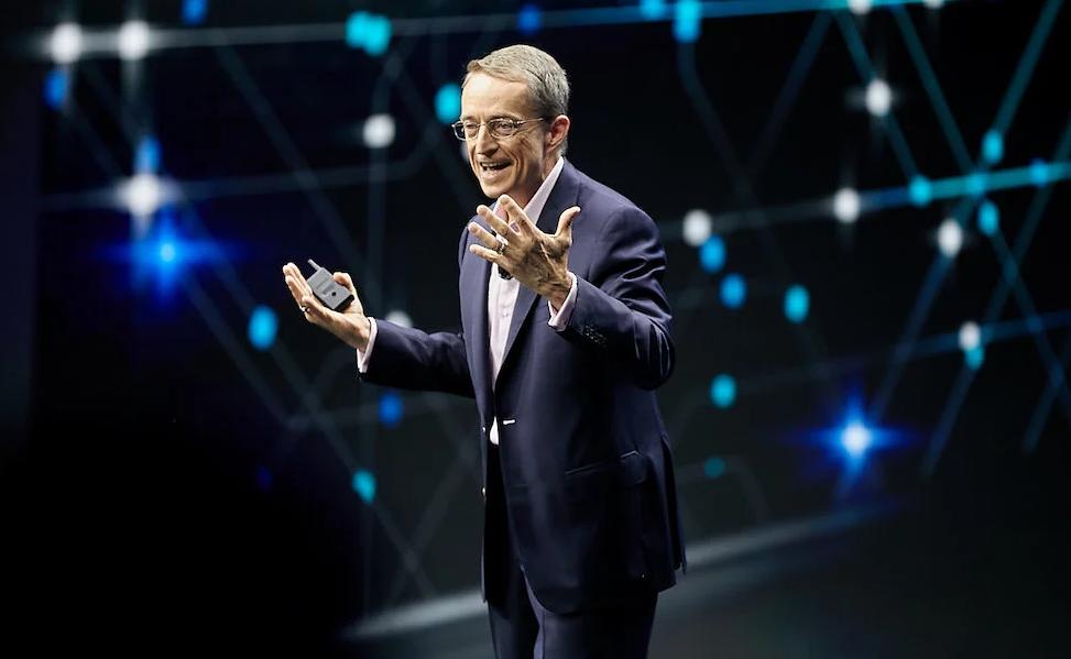 Intel CEO Gelsinger
