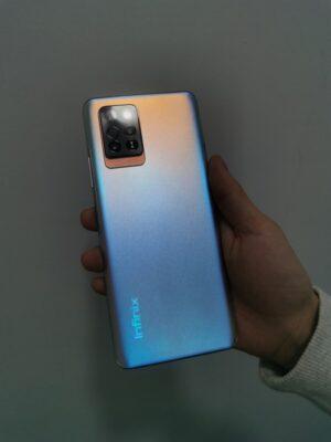 Infinix Note 10 Pro Quad Camera