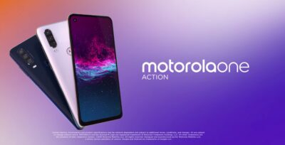 Motorola One Action - Now Getting Android 11 Update