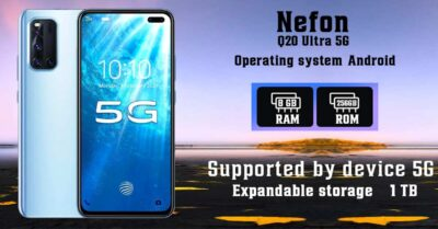 Nefon Q20 Ultra is a scam