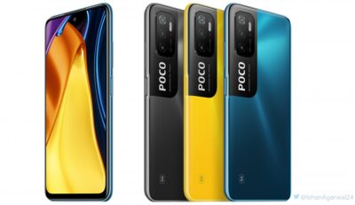 POCO M3 Pro 5G Coming on May 19th