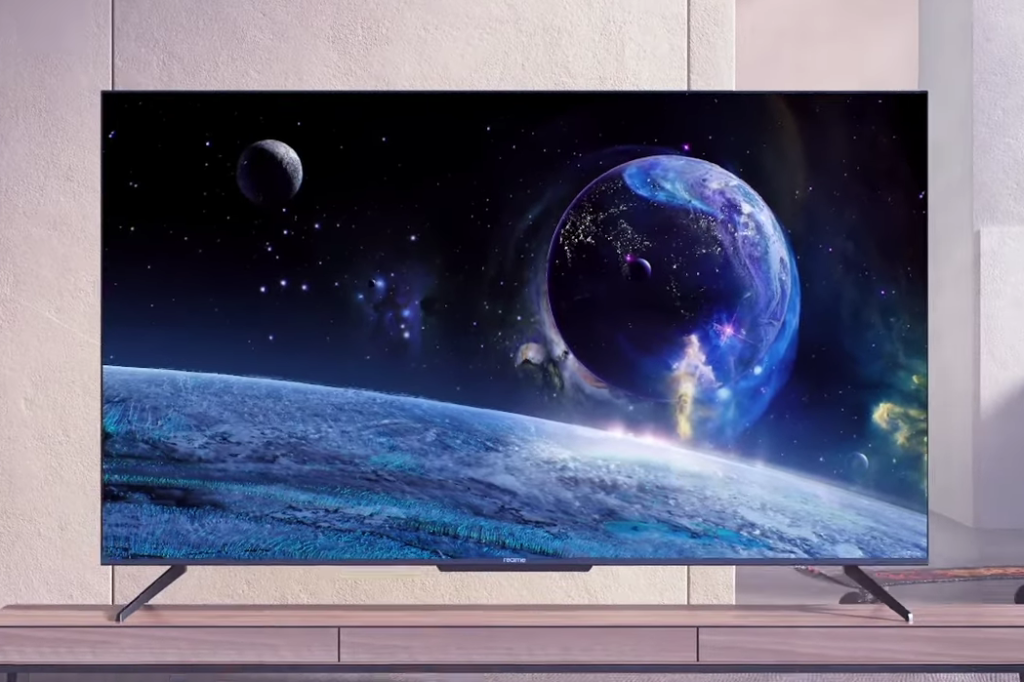 Realme Smart TV 4K - Coming to India on May 31st