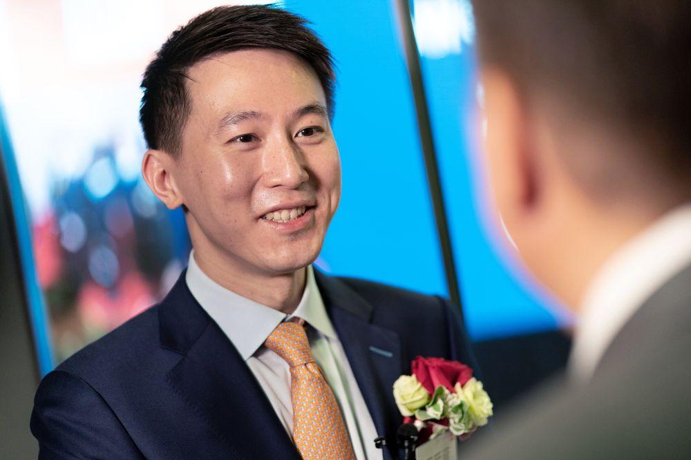 Shouzi Chew - CEO TikTok - CFO ByteDance - Former CFO Xiaomi - Singaporean National