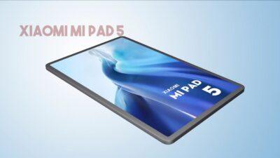 Xiaomi Mi Pad 5 - Coming Soon